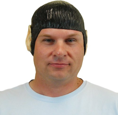 Star Trek Mens Spock Wig with -
