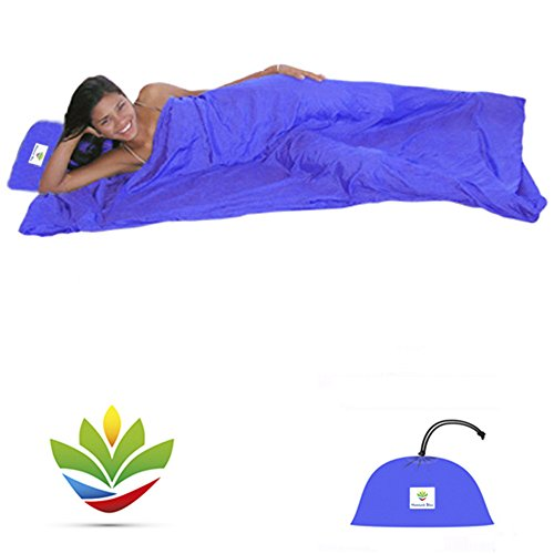 Dreams Sheet (Hammock Bliss Sleep Sack - Travel and Camping Sleeping Sheet - Sleeping Bag Liner and Travel Pillow - Dream In Bliss)