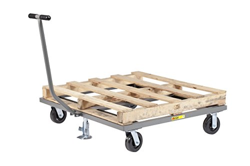 Little Giant PDT-4248-6PHFL Pallet Dolly with T-Handle, 4...