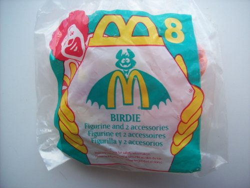 Costume Happy Meal (Birdie Halloween Happy Meal Toy)