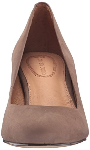 Corso Como Womens Linden Dress Pump Mid-brown Nubuck