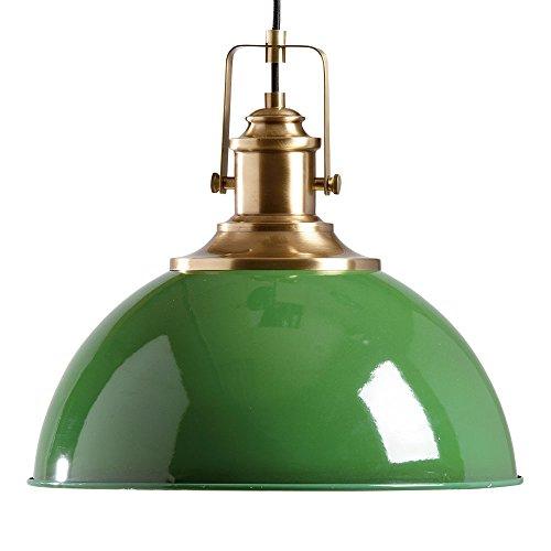 Enamel Factory Pendant Lights - 3