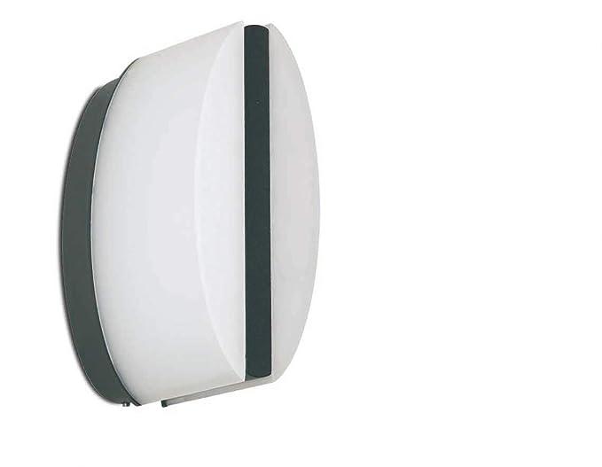 Applique doppio flusso luce a led per pareti esterne 10w luce fredda