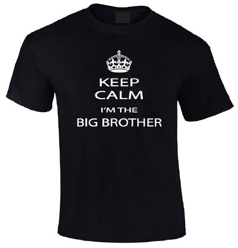 Ptshirt.com-19263-Keep Calm I\'m the Big Brother T-shirt-B00J47IYM6-T Shirt Design