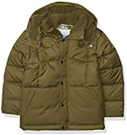 Columbia Boys Forest Park Down Hooded Puffer