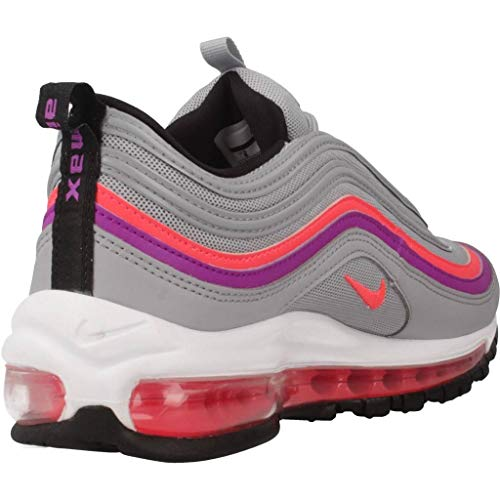 Max Purple Shoe Femme 97 Women's black Grey Gymnastique vivid Air Chaussures 009 Multicolore wolf De Nike solar Red ExZqw8fIE
