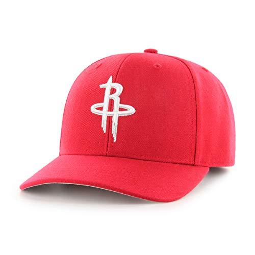 designer fashion 525b0 4916f OTS NBA Houston Rockets Male All-Star Dp Adjustable Hat, Red, One Size