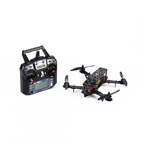 yks 250 quadcopter full carbon fiber frame kit rtf racing