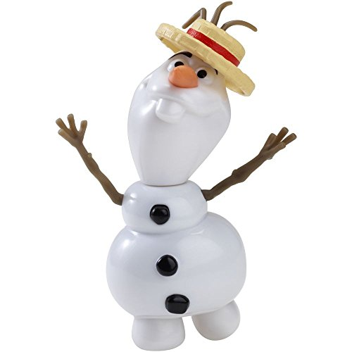 [Disney Frozen Summer Singing Olaf Doll] (Disney Frozen Snowman)
