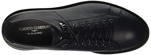 Alberto Guardiani Herren Soho Wear Low-Derby Geschnürt Schuhe, Blau (Blu), 40 EU