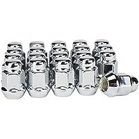 Hex Autoparts 20pcs Wheel Lug Nuts 14x1.5 for Dodge...