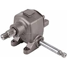 Remanufactured Right Hand Drive Manual Steering Gearbox For Postal Jeep DJ - BuyAutoParts 82-70309R Remanufactured
