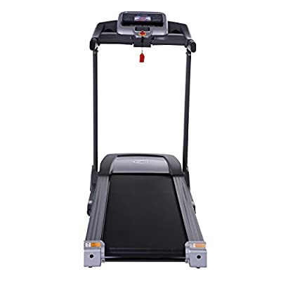 Auto Incline Bluetooth Treadmill w/ Speakers & Folding by EFITMENT - T012