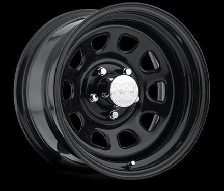 Pro Comp Whl 517883 Xtreme Rock Crawler Series 51 Wheel, Steel - Gloss Black