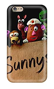 Best 2429941K43693386 Top Quality Rugged 2010 Toy Story 3 Movie Case Cover For Iphone 6