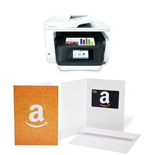 HP OfficeJet Pro 8720 and Amazon.com $50 Gift Card bundle