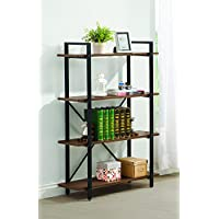 Coaster 800336 Home Furnishings Bookcase, Light Brown