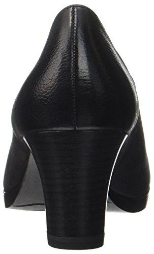 24417 Femme Ant Escarpins Marco Tozzi Black Noir Premio comb qCtOOAxEw