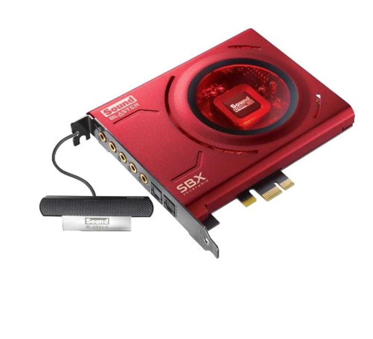 [해외] 사운드블라스터 PCIe Sound Blaster Z SB-Z