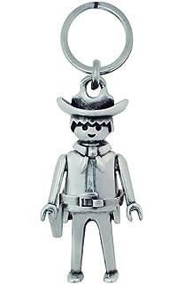 Llavero Playmobil Policía tamaño pequeño (Producto Oficial ...