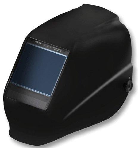 Jackson Safety TrueSight II Digital Auto Darkening Welding Helmet with Balder Technology (29371), W70 HLX ADF, Black by Jackson Safety