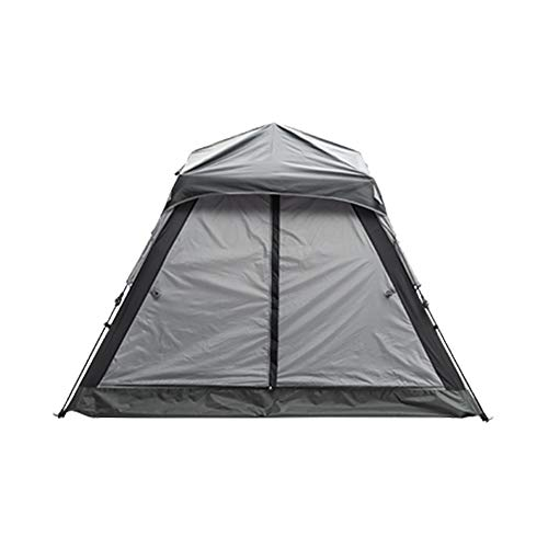 BNSDMM Tent Outdoor Automatic Deployment 3-4 People Camping Camping Waterproof Windproof Family 210X210X120CM (Color : B)
