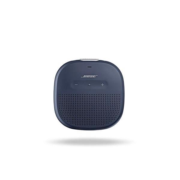 Bose Enceinte Bluetooth SoundLink Micro - Bleu Nuit 1