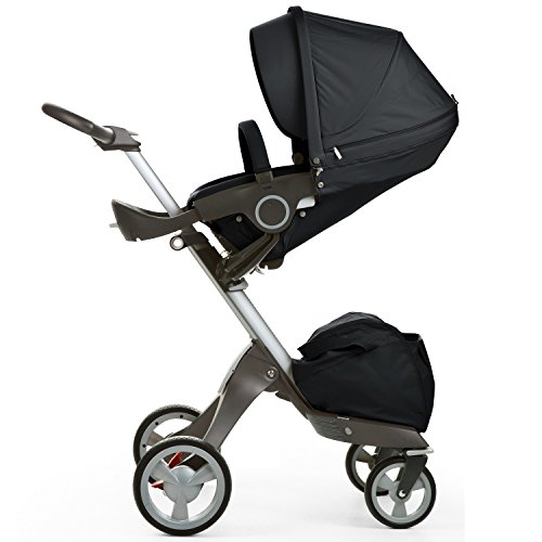 Stokke Stroller Xplory V4 - Black (Discontinued by Manufacturer)