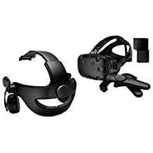 HTC VIVE - Virtual Reality System + Deluxe Audio Strap