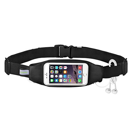 Avantree Touch Screen Running Belt for iPhone 6S Plus / 6 Plus,...