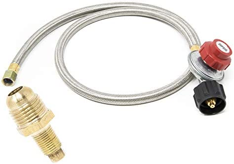 GasOne Propane Regulator Pressure Adjustable