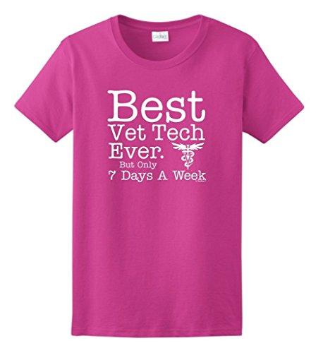 Best Tech Ever Ladies T Shirt