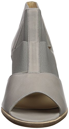 Amalfi By Rangoni Dames Sport Mand Sandaal Parel / Taupe Parmasoft
