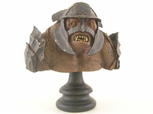 Sideshow Weta der Grond Troll Polystone Bust Herr der Weta Ringe / Lords of the Rings fbe227