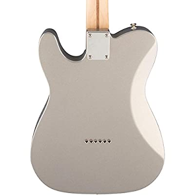 Fender Standard Telecaster Electric Guitar - HH - Rosewood Fingerboard, Black by Fender Musical Instruments Corp.