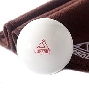 CUESOUL Durable 2 1/4 Resin Billiard Pool Snooker Billardkugel