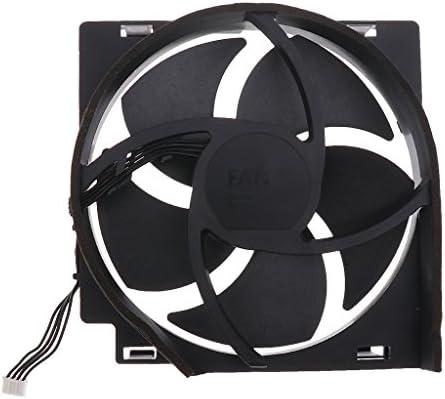 Homyl Microsoft XBOX ONESゲームパッドコントローラー用ミニ内部CPU冷却ファンラジエーターファン