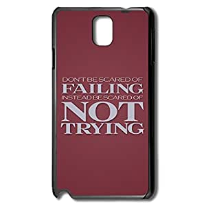 Samsung Note 3 Cases Be Scared Trying Design Hard Back Cover Shell Desgined By RRG2G