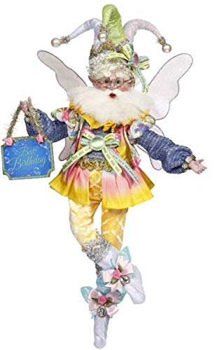 Mark Roberts Fairies, Birthday Party Fairy 51-97598 Medium 15 Inches 2019 Collection