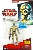 Hasbro Star Wars Clone Wars Animated Action Figure - 4-A7