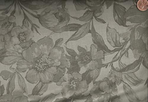 Felicity gray tonal floral by Sentimental Studio for Moda ()