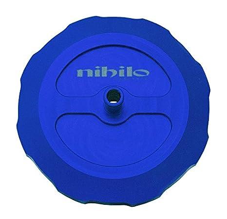 Nihilo Concepts NBGC-B Blue Billet Gas Cap
