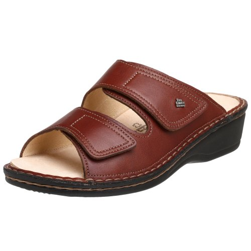 Finn Comfort Jamaica-82519, Brandy Country, 40 (US Women's 9.5-10) -