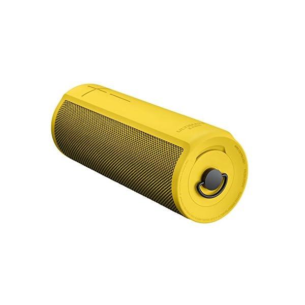 Ultimate Ears BLAST Enceinte portable Wi-Fi / Bluetooth avec système de commande vocale en mode mains-libres Amazon Alexa (étanche) - Jaune 7