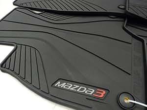 Amazon Com Mazda Genuine 0000 8b L82 All Weather Floor