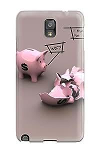 Cute Appearance Cover/tpu UPNMHsJ4743PJKBU Funny Case For Galaxy Note 3