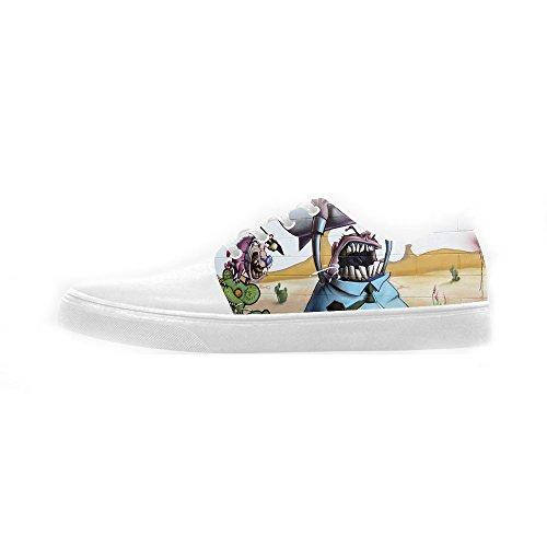 Shoes Graffiti Scarpe Canvas Women's Scarpe Custom Le Rn1xgwAga
