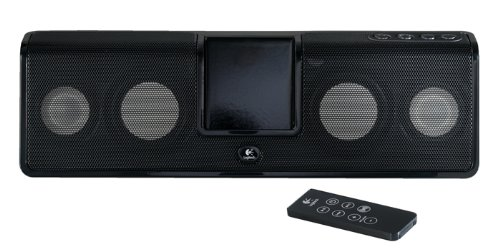Logitech mm50 Portable Speaker System for iPod