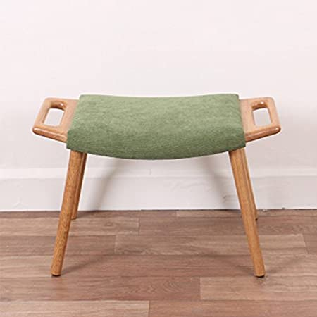 Pleasing Hbwjsh Solid Wood Creative Sofa Stool Fashion Shoe Bench Ocoug Best Dining Table And Chair Ideas Images Ocougorg