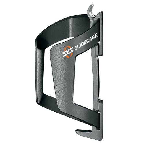 SKS Slide Cage Side or Top Slide In Water Bottle Cage for Bicycles by SKS